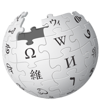 The Wikipedia logo